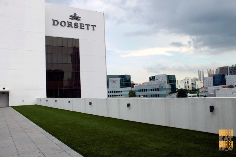 dorsett hotel staycation singapore