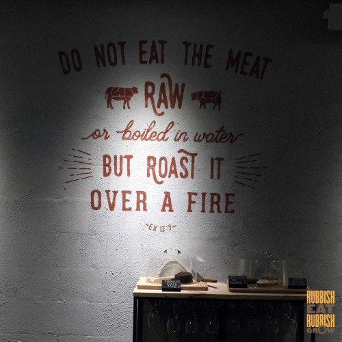 charcoal pit realty centre menu