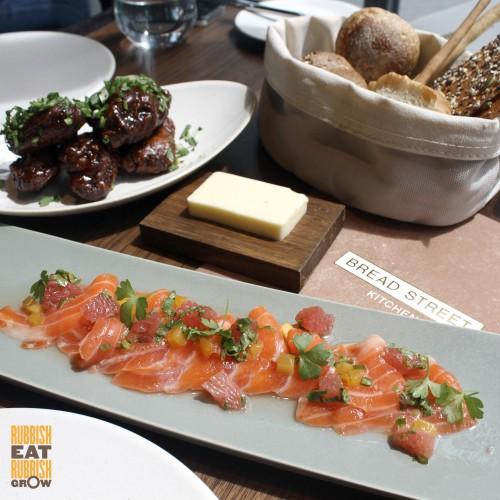Bread Street Kitchen, Marina Bay Sands: The Gordon Ramsay