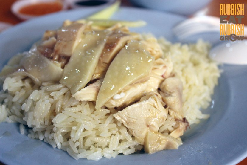 Ah Tai Hainanese Chicken Rice 阿仔海南鸡饭