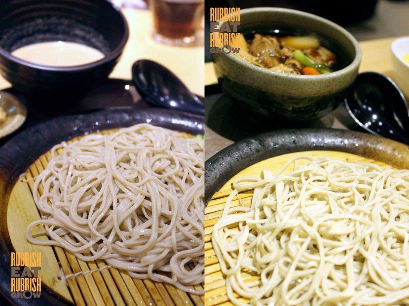 Shimbashi Soba review