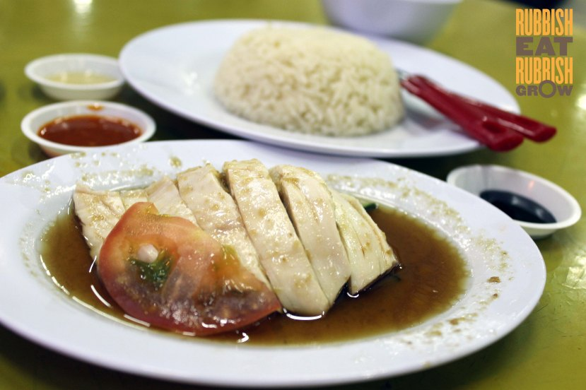 Tong Fong Fatt Chicken Rice 东风发鸡饭