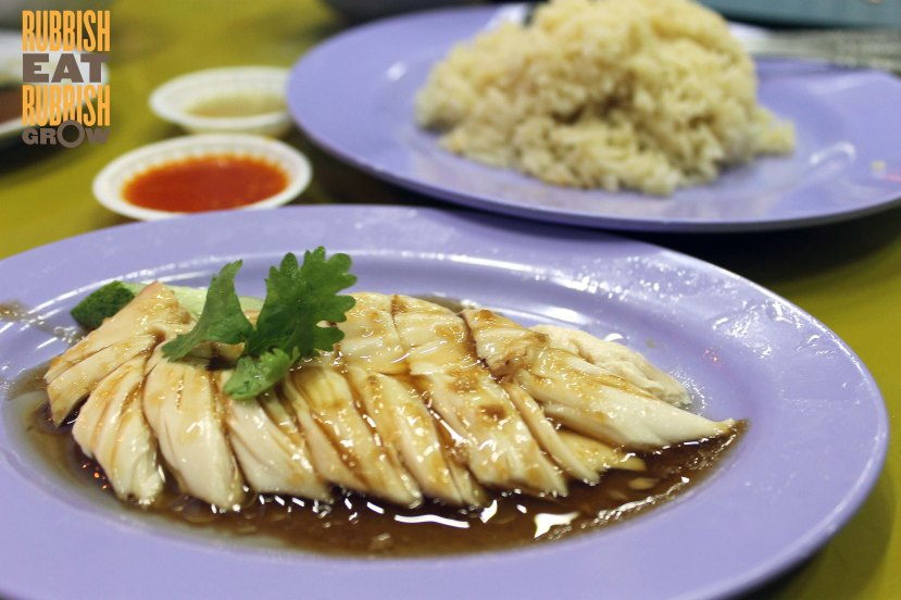 Jin Zhan Ji Chicken Rice 金斩鸡