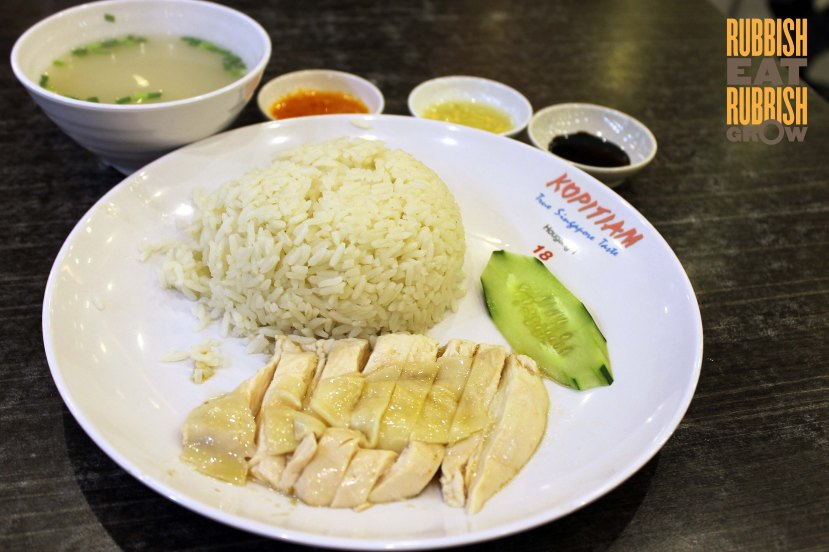 Sergeant Kiang Chicken Rice 三巡鸡饭