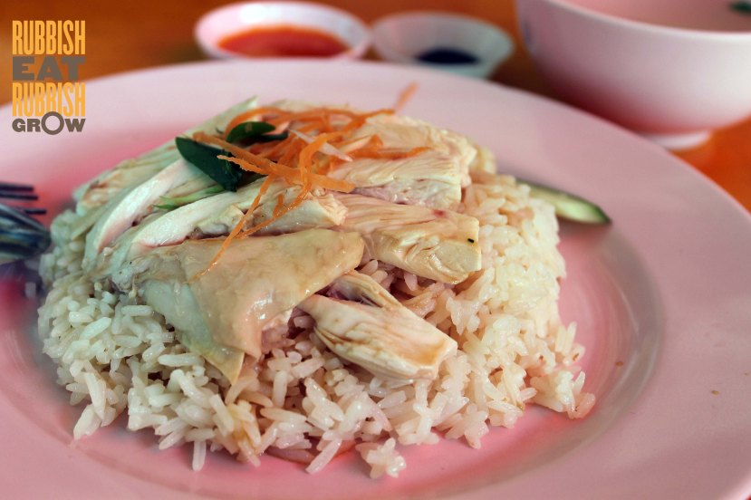 Zhen Zhen Hainanese Chicken Rice 珍珍海南鸡饭