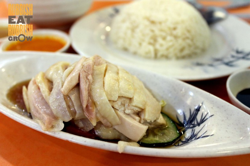mr chicken rice