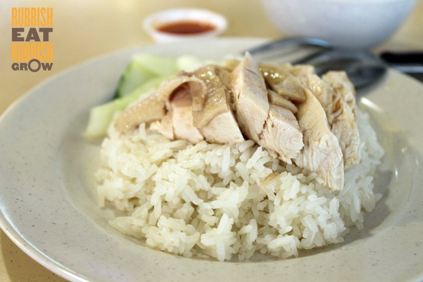 nong chun chicken rice