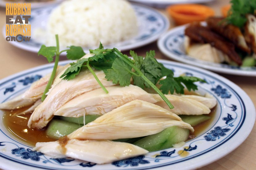 Yeo Keng Nam Chicken Rice