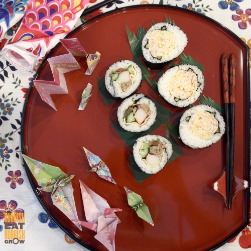 maki sushi sgeatwithus
