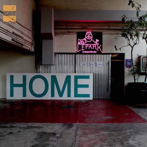 lepark bar singapore menu