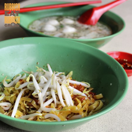 321 Mee Pok Kway Teow