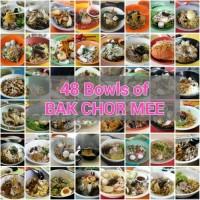 Best Bak Chor Mee in Singapore