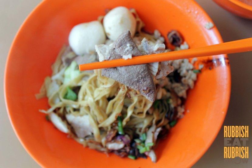 Chinatown bak chor mee