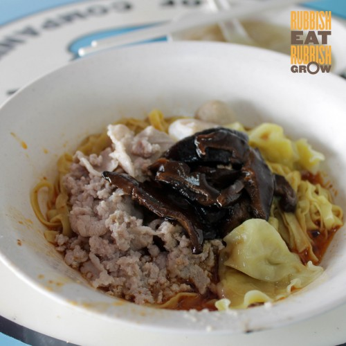 Sixties Chaozhou Traditional Minced Meat Noodle