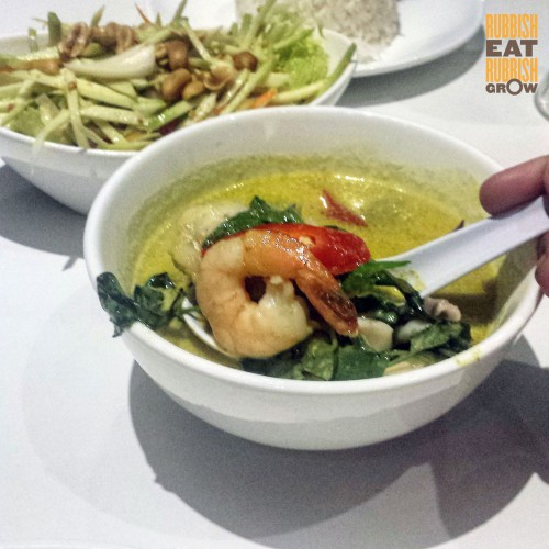 thai food punggol settlement