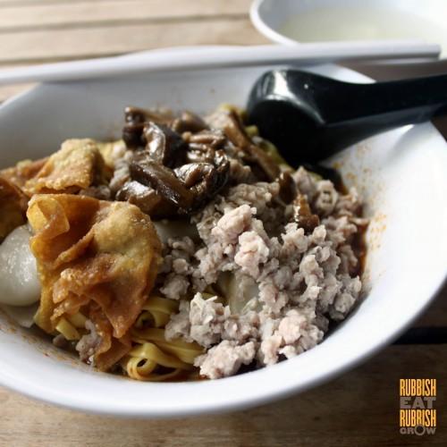 Tian Xin Wanton Noodle