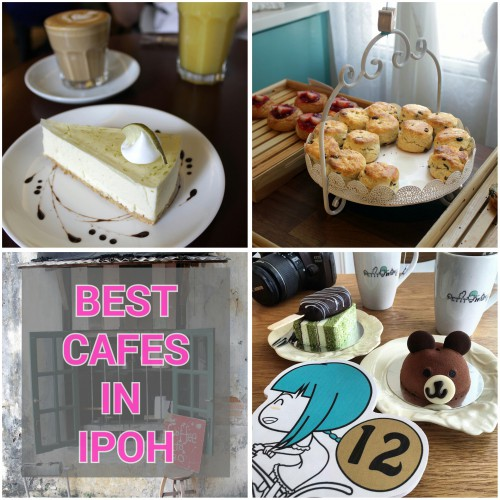 BEST CAFES IN IPOH