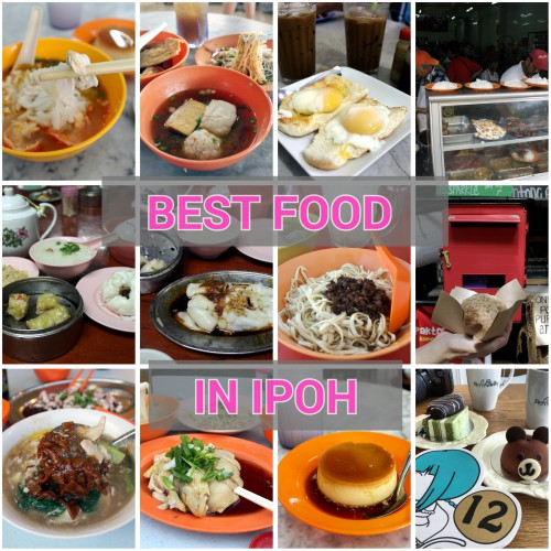 Best Food in Ipoh