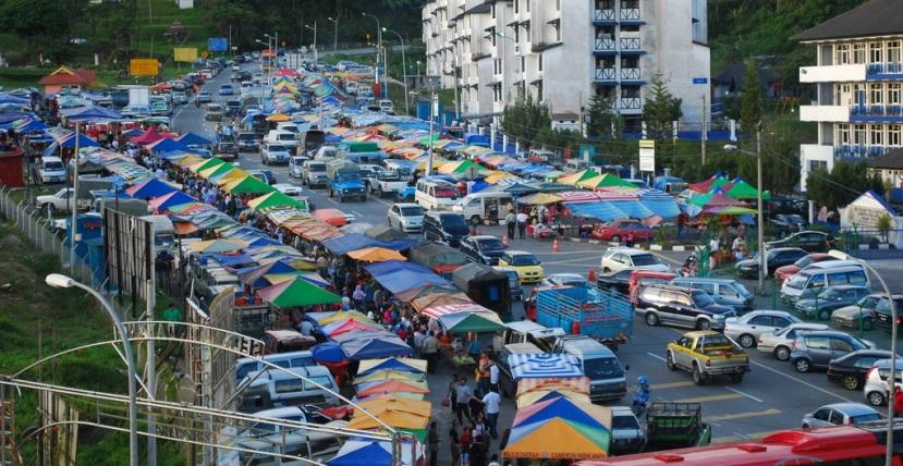 Brinchang Pasar Malam