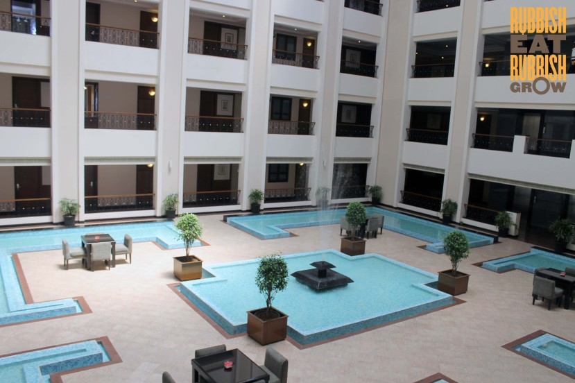 hotel green park chennai review