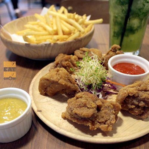 the quarters cafe singapore review