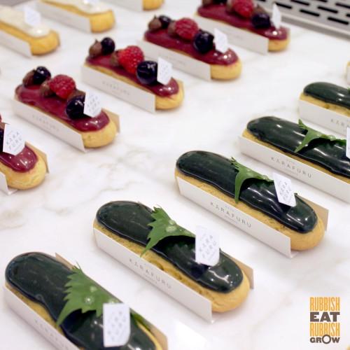 karafuru desserts singapore review