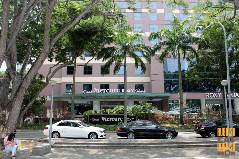 Grand Mercure Singapore Roxy hotel review