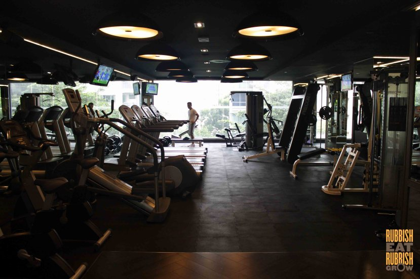 Grand Mercure Singapore Roxy gym