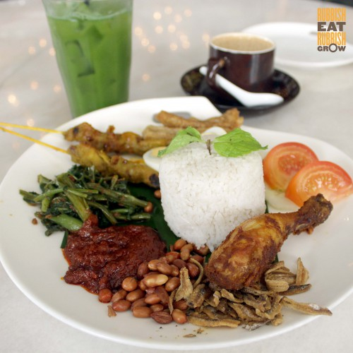 old town white coffee cafe m boutique hotel ipoh