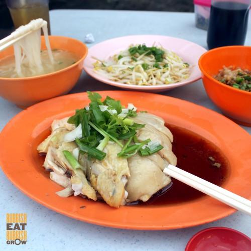 Restoran Ong Kee Tauge Ayam 安记芽菜鸡沙河粉