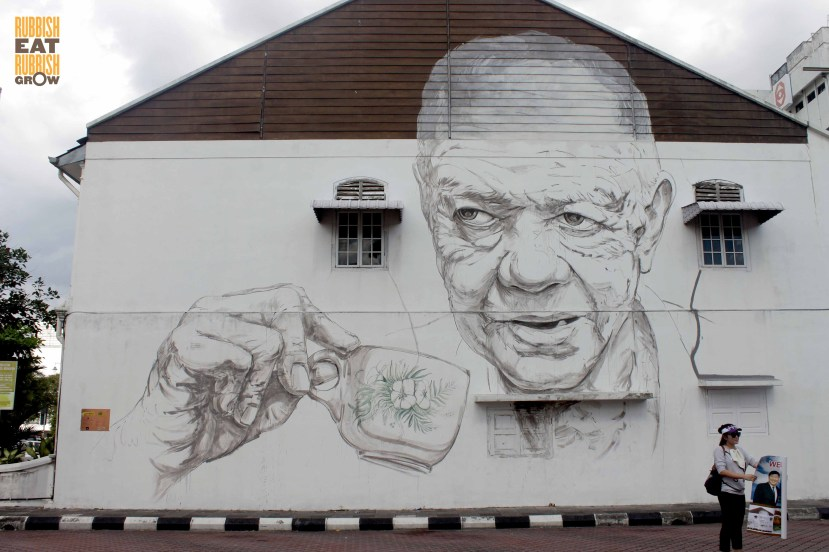 Image result for ipoh street art