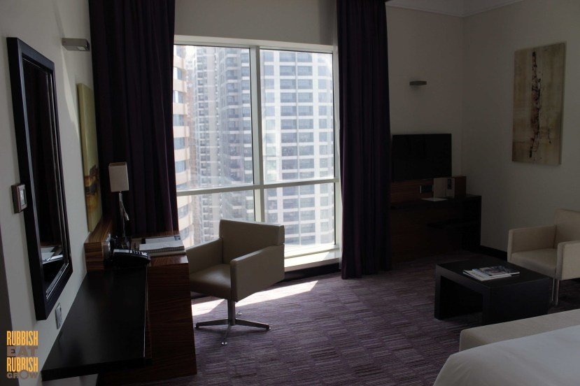 Pullman Jumeirah Lakes Towers Hotel review