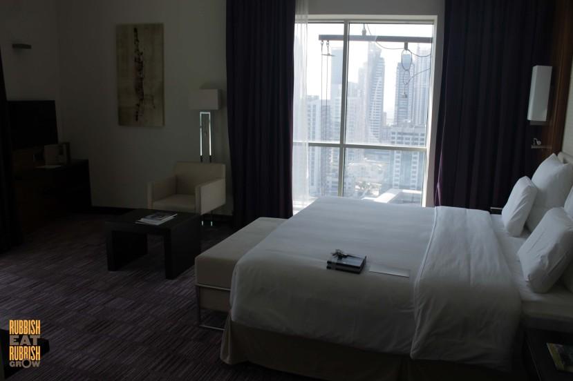 Pullman Jumeirah Lakes Towers Hotel Dubai