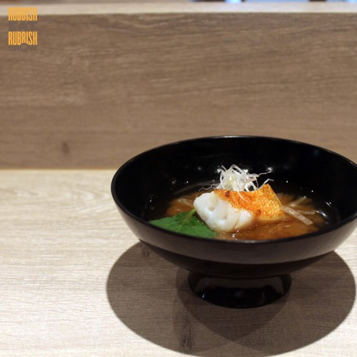 Sushi Murasaki Millenia Walk menu