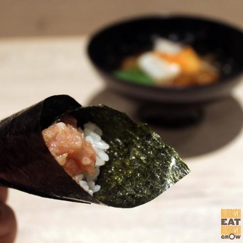Sushi Murasaki sg review