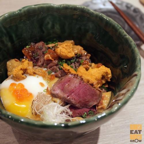 sushi murasaki sg beef donburi