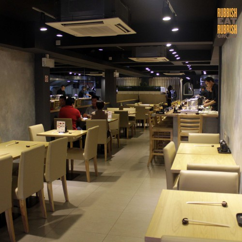cho omakase singapore review
