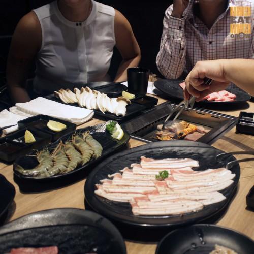 gyuu japanese beef bbq marina square sg