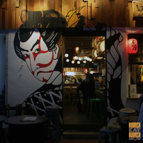 shukuu izakaya singapore review