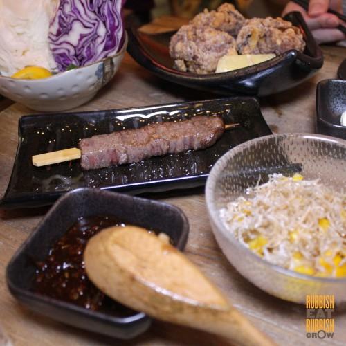 shukuu izakaya japanese restaurant tanjong pagar