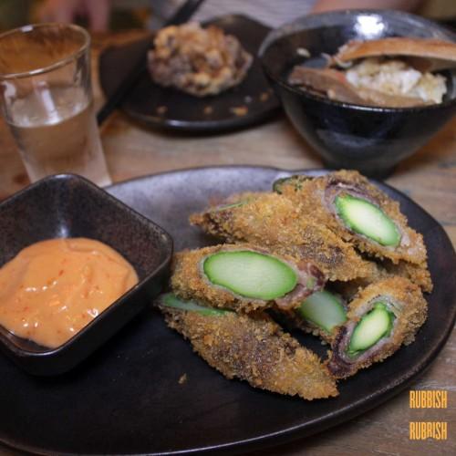 shukuu izakaya japanese restaurant singapore