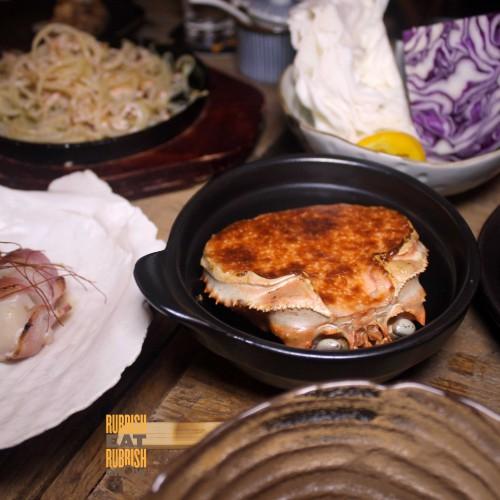 shukuu izakaya stanley street menu