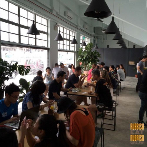 brawn and brains cafe singapore