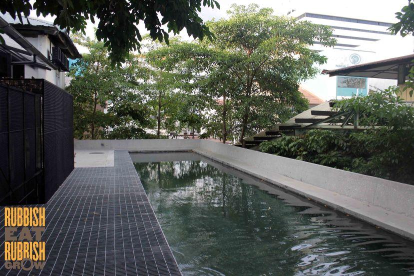 Sekeping Kong Heng Hotel pool