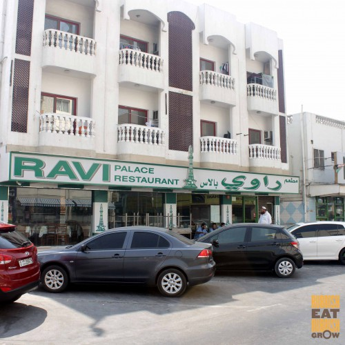 ravi restaurant dubai review
