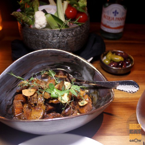 qbara wafi menu