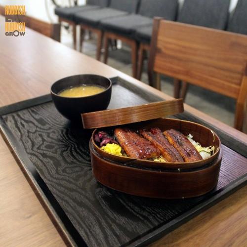 hashida garo mandarin gallery menu