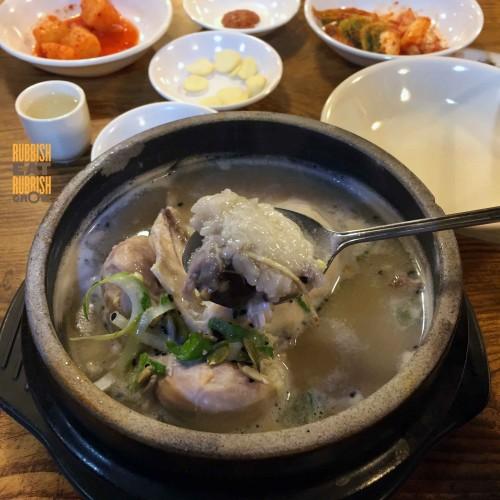tosokchon-samgyetang-korea