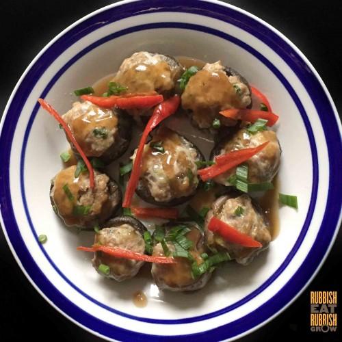 hakka-recipe-stuffed-mushroom