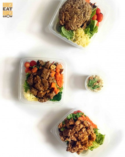 Eat clean bentos delivery lean bento the arcade collyer for 195 pearl s hill terrace
